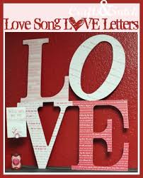 Letter Decorations For Walls 41 Amazing Diy Architectural Letters For Your Walls Diy Projects