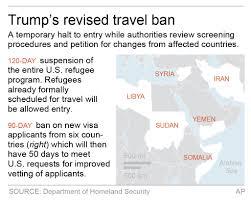 interior department twitter ban new travel ban drops iraq but keeps 6 other majority muslim