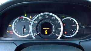 2010 honda accord check engine light 2013 accord touring malfunction indicator youtube