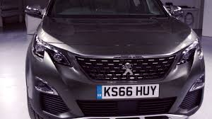 peugeot fastest car what car safety award 2017 highly commended peugeot 3008 youtube