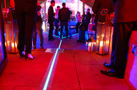 home design store london light tape outdoor floor lighting used at the launch of floors