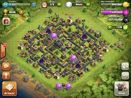 amazing clash of clans super compilation best th9 trophy war bases