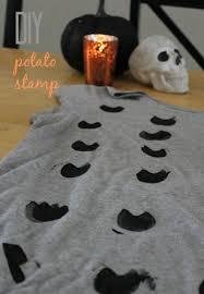 Diy Halloween T Shirts Diy Cat Print My Crafty Spot When Life Gets Creative