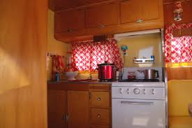 Camper Interior Decorating Ideas by Vintage Aljoa Trailer Pictures And History From Oldtrailer Com