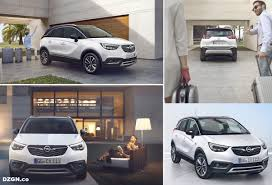 opel suv 2017 opel crossland x 2017 stylish for the city with the cool