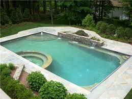 Luxurius Backyard Swimming Pool Design In Interior Home - Backyard swimming pool design