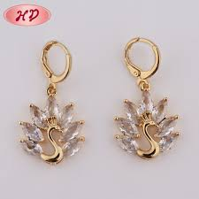 medicated earrings china factory new 2017 gold earring designs for women view