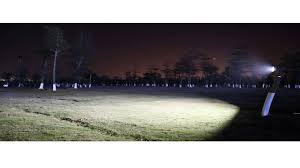 Led Outdoor Spot Lighting by Beautiful Brightest Flood Light 45 In Blue Led Outdoor Flood