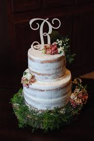 personalized cake topper initial cake topper wedding