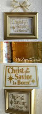 gold spray painted glass decoration oh my creative