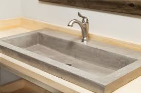 native trails trough sink native trails concrete trough sink in bath by willow design studios