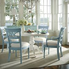 stanley dining room set stanley furniture 5 piece coastal living pedestal dining set atg