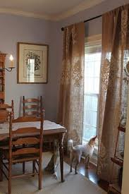 Smocked Burlap Curtains Get The Look Smocked Burlap Curtains More Burlap Ideas