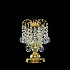 Crystal Chandelier Table Lamp Kolarz Art Deco Crystal Table Lamp C505 71 22 Free Delivery
