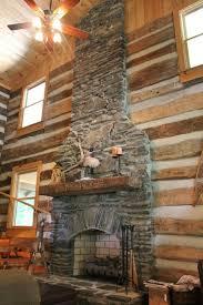stonebridge cabin forest setting