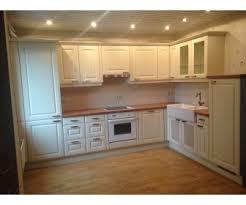cuisine en belgique cuisine d angle équipée style cottage à vendre