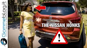nissan pathfinder hybrid 2018 child safety nissan rear door alert 2018 pathfinder suv youtube
