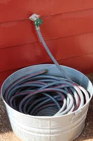 Garden Hose Container Simple Designs That Can Replace Your Old Garden Hose Holder
