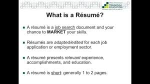 whats a cover letter for a resume resumes and cover letters youtube resumes and cover letters