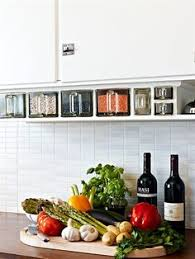 Under Cabinet Shelf Kitchen Under Cabinet Storage Baskets I Like The Idea Don U0027t Like The