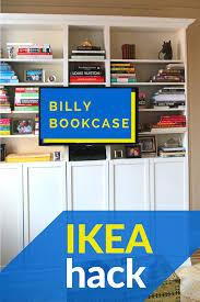 ikea bookcase hack u2014 theodore leaf