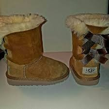 ugg toddler bailey bow sale 58 ugg other ugg toddler bailey bow boots in