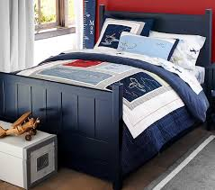 Blue Bed Sets with Camp Bedroom Set Pottery Barn Kids
