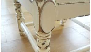 How To Shabby Chic by How To Paint A Wicker Chair With Chalk Paint Honey U0026 Roses