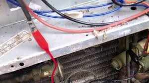 tripping hvac breaker bad crankcase heater youtube