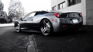 Ferrari 458 Italia White - 458 italia