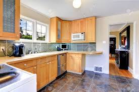 Light Colored Kitchen Cabinets by Modern Light Tone Kitchen Cabinets With Steel Dishwasher Kitchen