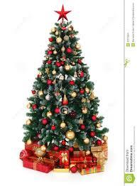 fresh green tree decorations spelndid