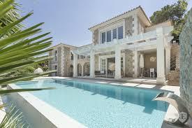 mediterranean style villa in camp de mar in es camp de mar spain
