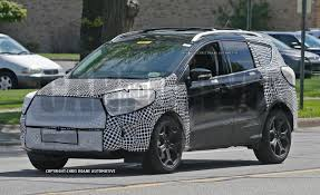 Ford Escape Colors - 2017 ford escape spy photos u2013 news u2013 car and driver