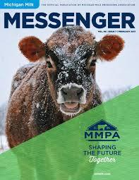michigan milk messenger january 2012 by michigan milk producers