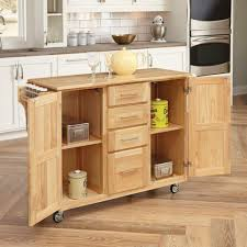 island kitchen island with microwave drawer