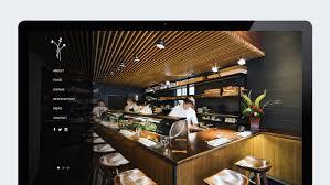 akikos restaurant responsive website design trillion creative