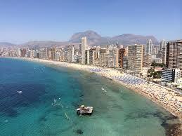 Benidorm Spain Map by Apartment Portofino Suites Benidorm Spain Booking Com