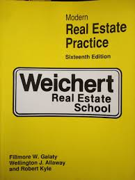 weichert home protection plan study guide for modern real estate practice weichert real estate