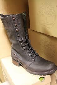 timberland womens boots ebay uk timberland 54352 womens charles st lace brown zip biker boots