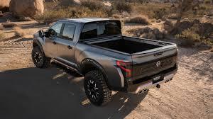 nissan titan performance parts vwvortex com detroit auto show 2016 nissan titan warrior concept