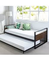 deal alert zinus florence twin daybed and trundle frame set