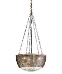 arteriors home dk42043 chainmail 16 inch wide 1 light large