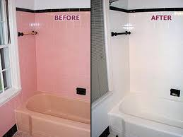 pink tile bathroom ideas painting bathroom tiles picture pink tub tile before