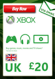 xbox 360 gift card buy prepaid xbox live gift cards for microsoft xbox 360 one uk us eu