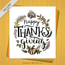30 thanksgiving vector graphics and greeting templates dev
