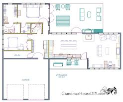 House Plans With Front Porch One Story Free House Plan With A Great Back Deck And A Deluxe Master