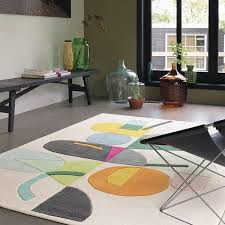Modern Floor Rug 150 Best Abstract Rugs Images On Pinterest Color Mix