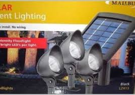 malibu solar landscape lights how to solar landscape lighting