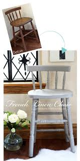 French Linen Armchair French Linen Chair Confessions Of A Serial Do It Yourselfer